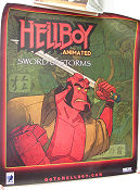 Hellboy Animated Sword of Storms IDT 2006 poster