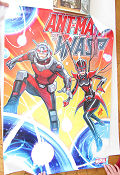 Ant-Man and thw Wasp 2016 poster
