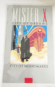 Mister X A City of Dreams Signed No 198 of 295 2013 poster