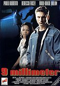9 millimeter 1997 Movie poster Paolo Roberto
