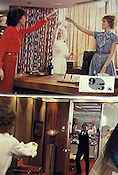 9 to 5 1980 lobby card set Jane Fonda