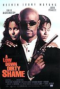 A Low Down Dirty Shame 1994 Movie poster Keenen Ivory Wayans