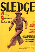A Man Called Sledge 1971 Movie poster James Garner