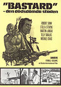 A Town Called Bastard 1971 poster Robert Shaw Robert Parrish