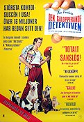Ace Ventura: Pet Detective 1994 poster Jim Carrey