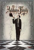 The Addams Family 1991 Movie poster Carel Struycken