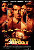After the Sunset 2004 Movie poster Pierce Brosnan