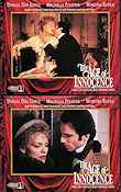 The Age of Innocence 1993 lobby card set Michelle Pfeiffer Martin Scorsese