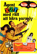 The Last of the Secret Agents 1966 Movie poster Marty Allen