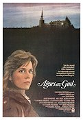 Agnes of God 1985 poster Jane Fonda Norman Jewison