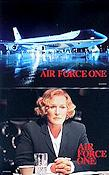 Air Force One 1997 lobby card set Harrison Ford Wolfgang Petersen