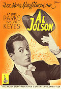 The Jolson Story 1946 Movie poster Larry Parks