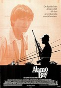 Alamo Bay 1985 Movie poster Ho Nguyen Louis Malle