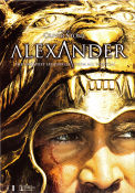 Alexander 2004 Movie poster Colin Farrell Oliver Stone
