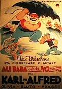Ali Baba och de 40 rövarna 1938 Movie poster