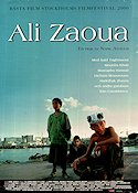 Ali Zaoua 2002 Movie poster Nabil Ayouch