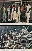 Alien 1979 Lobby card set Sigourney Weaver Ridley Scott
