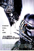 Alien vs Predator 2004 Movie poster Sanaa Lathan