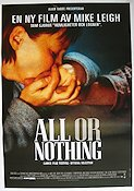 All or Nothing 2002 Movie poster Timothy Spall Mike Leigh