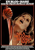 Halloween 1978 poster Jamie Lee Curtis John Carpenter