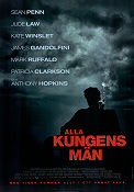 All the King´s Men 2006 poster Sean Penn Steven Zaillian