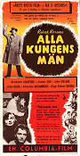 All the King´s Men 1950 poster Broderick Crawford Robert Rossen