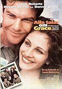 Something to Talk About 1995 poster Julia Roberts Lasse Hallström