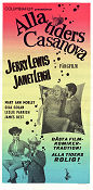 Three on a Couch 1966 poster Janet Leigh Jerry Lewis