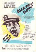 Don´t Give up the Ship 1959 poster Jerry Lewis Norman Taurog