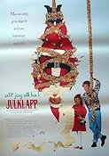 All I Want For Christmas 1991 Movie poster Ethan Randall