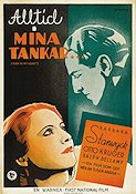 Ever in My Heart 1933 poster Barbara Stanwyck