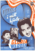 Always in my Heart 1943 poster Gloria Warren