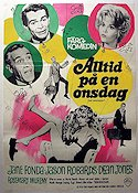 Any Wednesday 1967 poster Jane Fonda