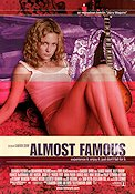 Almost Famous 2000 Cameron Crowe Kate Hudson Billy Crudup