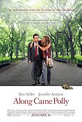 Along Came Polly 2003 Movie poster Ben Stiller