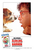 Honey I Shrunk the Kids 1989 Movie poster Rick Moranis