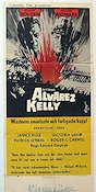 Alvarez Kelly 1966 poster William Holden