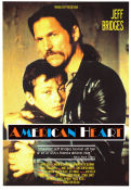 American Heart 1992 poster Jeff Bridges