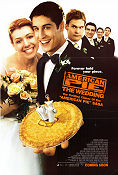 American Pie The Wedding 2003 poster Jason Biggs