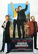 America´s Sweethearts 2000 poster Julia Roberts