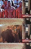 Amistad 1997 Lobby card set Morgan Freeman Steven Spielberg