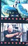 Anaconda 1997 Lobby card set Jennifer Lopez