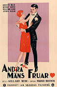 Her Marriage Vow 1924 poster Monte Blue Millard Webb