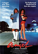 Angel 1984 poster Cliff Gorman Robert Vincent O'Neil