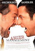 Anger Management 2003 poster Jack Nicholson