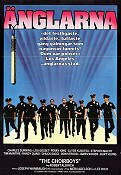The Choirboys 1977 poster Charles Durning Robert Aldrich