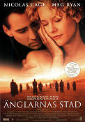 City of Angels 1998 Movie poster Nicolas Cage