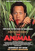 The Animal 2001 Movie poster Rob Schneider Luke Greenfield