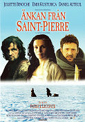 �nkan fr�n Saint-Pierre 2000 Movie poster Juliette Binoche