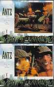 Antz 1998 Lobby card set
